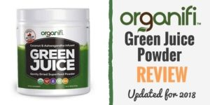 review about Organifi Protein Powder