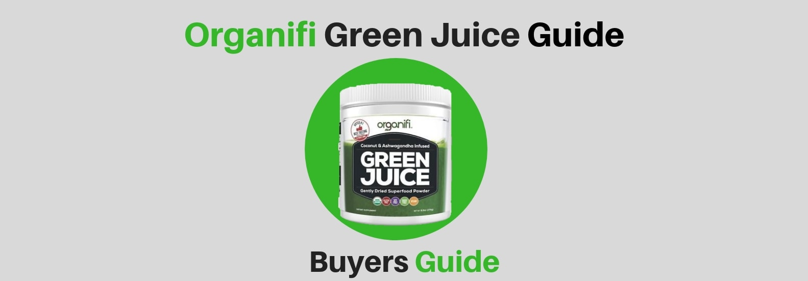 slider Image of Organifi green juice review